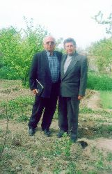 Mahmud Şatiriyan-Eli Ferşbaf-Şekiiller Anılar-Arşiv-Ali Salimi-Ekrem Memedli
