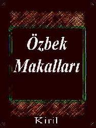 Özbek Makalları