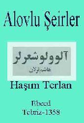 ALOVLU ŞiiRLER-Haşım Terlan-Ebced-Tebriz-1358