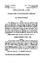 Türk Kültüründe  Xortlaq-Cadı  Inanışları-M.Berk Yaltırık-46s