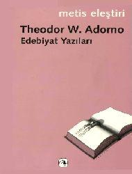 Edebiyat Yazilari-Theodor W.Adorno-2009-277s