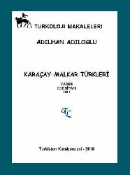 karaÇay Balkar-Tarixi-Edebiyati-Dili