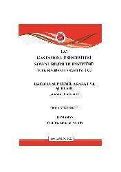 Hafiz Yusuf Cemil Ararat Ve Şiirleri-Kastamonu-2021-545s