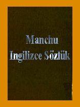 Manchu Ingilizce Sözlük