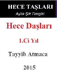 1.Ci Yıl-Hece Daşları-Tayyib Atmaca 2015-267s