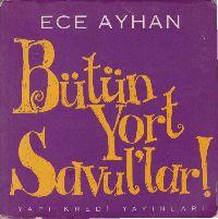 Bütün Yort Savullar- Bütün Şiirleri-Ece Ayxan-1993-246