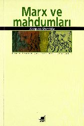 Marx Ve Mehtumları-Jacques Derrida-Çev-Alp Tümertekin-2002-116s