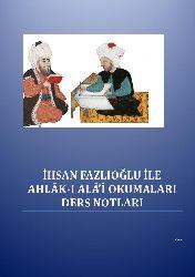 Ehsan Fezlioğlu Ile Exlaqi Alai Okumaları Ders Notları-2020-148s