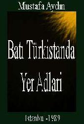 Batı Türkistanda Yer Adlari