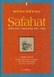 Safahat - Mehmed Akif Ersoy-Ömer Faruk Huyugüzel - Rıza Bağci - Fazil Gökçek