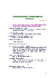 Roland Barthesin Göstergebilim Terimleri-Tutsaq Güneş-20s