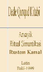 Dedequrqut Arxayik Ritual Simantikasi