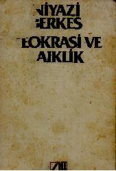Teokrasi Ve Laiklik-Niyazi Berkes-1984-218s