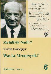 Metafizik Nedir-Martin Heidegger-2009-180s