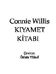 Qiyamet Kitabi Connie Willis-Özlem Yüksel 2012 1940