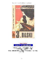 Yahudi Casusu-Suzi Liberman-Cavad Rifat Atılxan-2003-80s