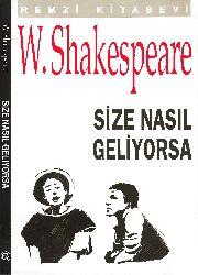 Size Nasıl Geliyorsa-William Shakespeare-Bülend Bozqurd-1992-149s