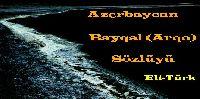 Azerbaycan Bayqal (Arqo) Sözlügü
