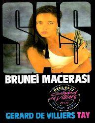 Sas-Brunei Macerası-Gerard De Villiers-Bilur Erkel-1990-146s