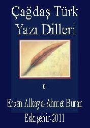 Çağdaş Türk Yazı Dilleri -I-Ercan Alkaya-Ahmed Buran