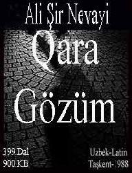 Qara Kozum Alisher Navoiy