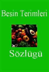 BESIN TERIMLERI SÖZLÜGÜ -Balıq-Et-Sebze