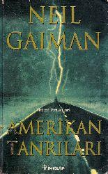 Amerikan Tanrıları-Neil Gaiman-Çev-Ferxan Ertürk-2001-571s