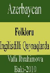 Azerbaycan Folkloru Ingilisdilli Qaynaqlarda