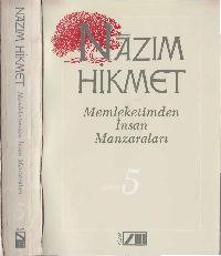 Memleketimden Insan Menzereleri-Nazim Hikmet-1966-540s