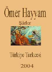 Ömer Hayyam- Şiirler -Türkiye Turkcesi