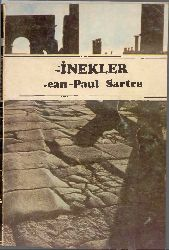 Sinekler-Üç Perde-Jean Paul Sartre-Tehsin Yücel-1985-87s