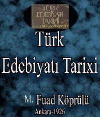 Türk Edebiyati Tarixi - Orhan Fuad Köprülü