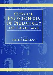 P. Lamarque-Concise Encyclopedia of Philosophy of Language-Pergamon (1997)