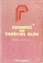 Qramşi-Gramsci Ve Tarixsel Blok-Hugues Portelli-Ankara-1982-184s
