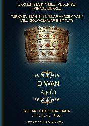 Sultan Hüseyin Bayqıra Divanı-Türkmence latin  2005 225s