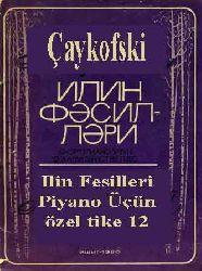 Ilin Fesilleri-Piyano Üçün