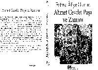 Ahmed Cavad Paşa Ve Zamanı-Fatma Aliye Xanım-1967-162s