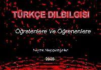 Türkce Dilbilgisi