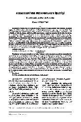 Atasözlerinde Tezat-Sezgin Çırağoğlu-2005-73s+Atasözlerinde Metaforların Işleyişi-Servet Erdem-5s+ Deyim-Atasözleri-3s+Kodeks Kumanikusta Bilmeceler Ve Özbek Folklorunda Ki Şekilleri-Munis Curayeva-8s