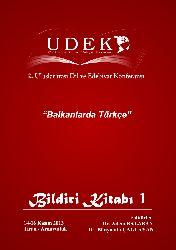 UDEK-Bildiri Kitabi-1-Uluslararası Dil Ve Edebiyat Konfrası-Balkanlarda Türce-2013-488s-Türkmen Türkcesinde Hal Eklernin Biribiribin Yerine Kullanılmasi-Akartürk Salman-7s