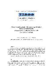 Türkcede Fiil Çekiminin Quruluşu Üzerine Değerlendirmeler Mehmed Turqut Berbercan 12s