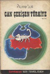 Can Çekişen Türkiye 1914 Pierre loti 271 s