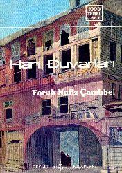 Xan Duvarları Faruq Nafiz Çamlıbel 1969 221s