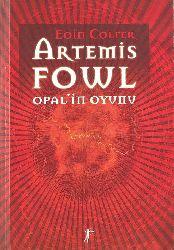Artemis Fowl-Opalın Oyunu-Eoin Colfer-2003-175s