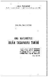 Ana Xetleriyle Islam Tasavvufu Tarixi-Cavit Sunar-1978-131s