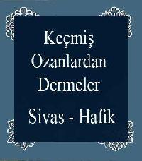 Sivas Ve Hafik qaynaqlı cönkler uzerinde tetkik