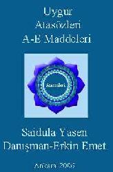 Uyqur Atasözleri A-E Maddeleri
