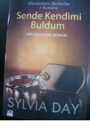 Sende Kendimi Buldum-Crossfire  - Sylvia Day -359