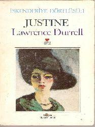 Justine- Iskenderiye Dörtlusu-1-Lawrence Durrell-Ülker Ince-2112-350