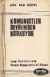 Komunistler Devrimden Qorxuyor-Jean Paul Sartre-Şiar Yalçın-1975-50s